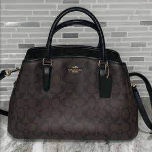 Coach Signature Small Margot Carryall